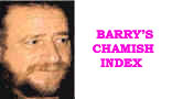 Barry Chamish
